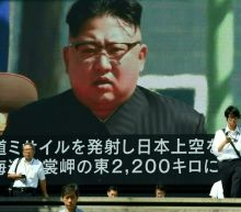 Japan drops 'maximum pressure' on North Korea from diplomatic book