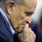 Giuliani lawyers: Feds treat him like drug boss or terrorist