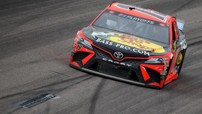 Martin Truex Jr. fined ahead of Texas race