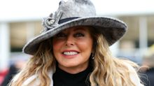 Carol Vorderman feels 'sick' at thought of sharing her life with someone again
