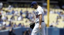 The Dodgers won't make a panicky trade, even if Clayton Kershaw's back issues linger