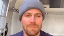 Stephen Amell Gets Emotional While Revealing Arrow Will End After Upcoming 8th Season