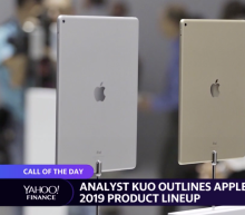 Apple analyst Kuo outlines Apple's 2019 product lineup
