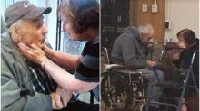 La pareja de ancianos que se volvió viral, consigue vivir junta al fin