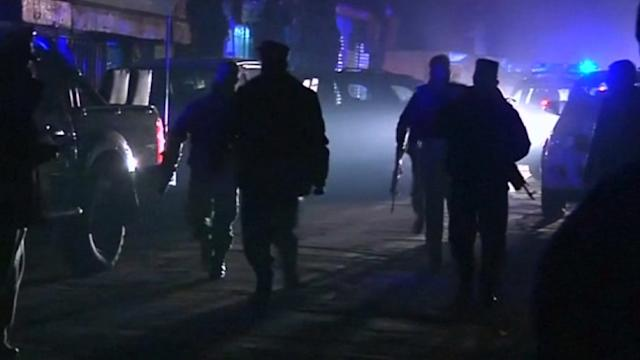Suicide bomber kills at least 13 in Kabul restaurant attack