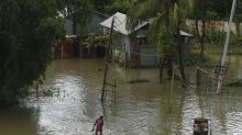 Third of Bangladesh underwater as monsoon drenches region
