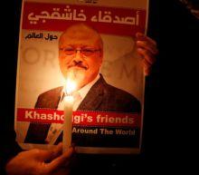 U.S. sanctions 17 for role in killing of Saudi journalist Khashoggi
