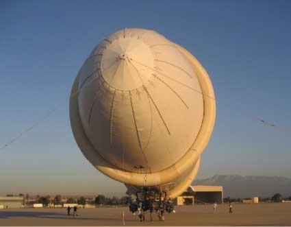 'Miraculous' Aeros airship set to fly by 2013, thanks to DOD funding