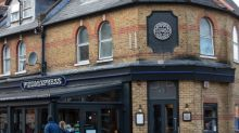 Trip Advisor suspends reviews for Pizza Express in Woking after Prince Andrew's Newsnight interview