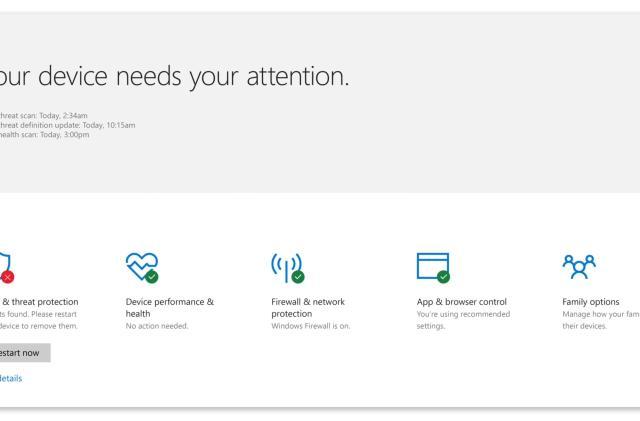 Microsoft is making Windows 10 security easier