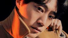 韓國藝人李熙俊最新時裝雜誌寫真曝光