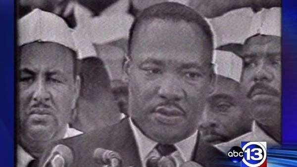 UH professor talks MLK Day, race in America