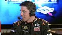 2013 NASCAR Media Day: Denny Hamlin