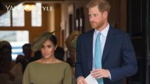 Duchess of Sussex makes a royal first with her outfit for Prince Louis' christening
