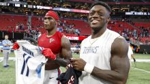 2021 Fantasy Football Wide Receiver Draft Rankings: Who benefits most from Julio Jones trade?