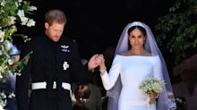 'She was modern, with a fresh approach': Meghan Markle's wedding designer reflects on creating the 'secret dress'