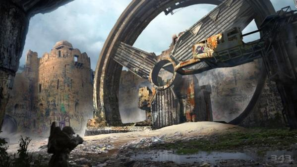 Halo 2: Anniversary's new cinematics are a Blur of beauty
