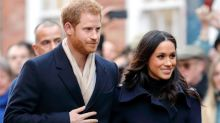 Meghan Markle and Prince Harry took a secret trip to the U.S. for Thanksgiving