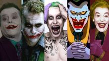 A Look At The Big Screen Jokers Ahead Of Jared Leto's Suicide SquadDebut