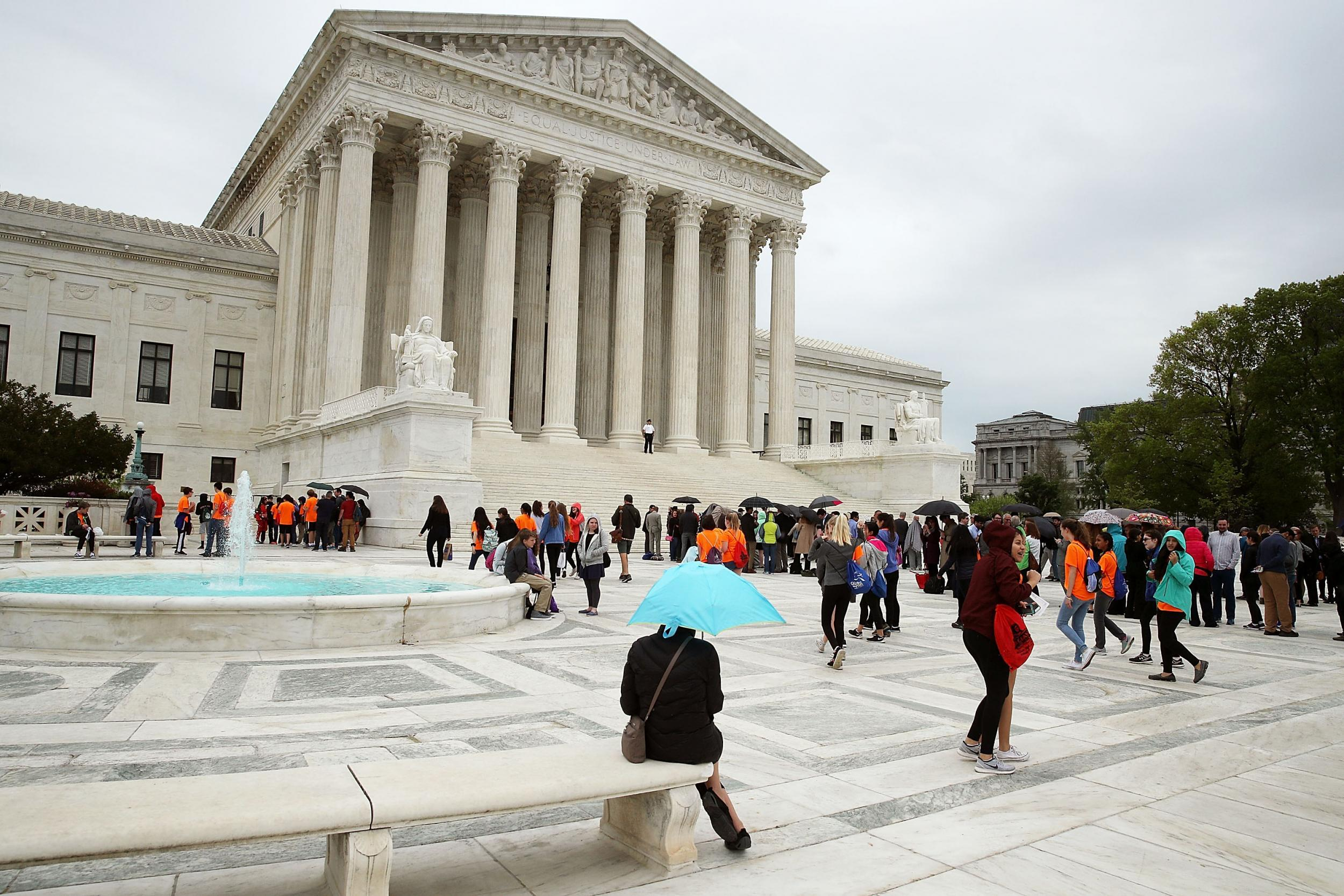 Supreme Court thwarts voter ID law that targeted black voters with 'almost surgical precision'