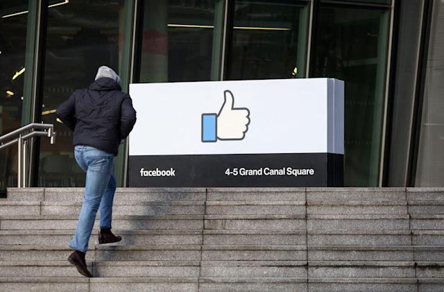 Facebook admits its image screening fell short