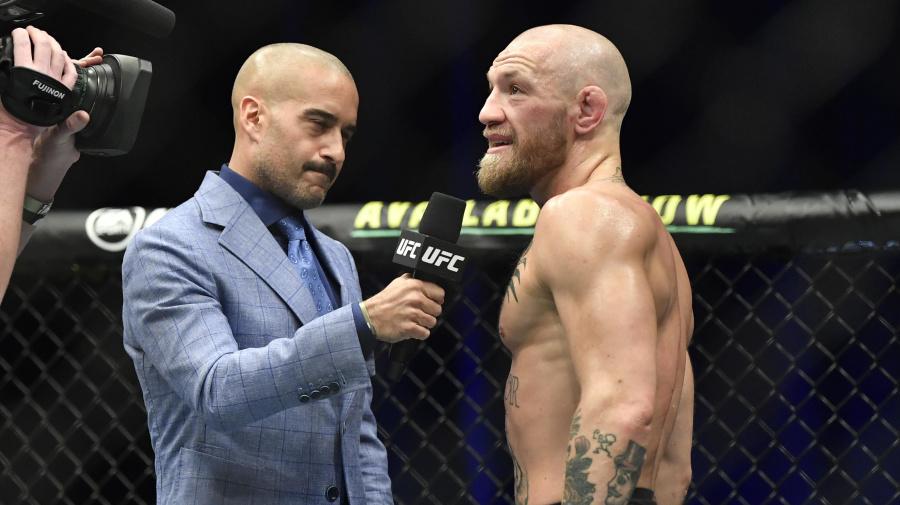 McGregor's loss drew massive PPV numbers