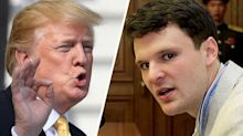 Trump says no money was paid to North Korea for Otto Warmbier's medical care