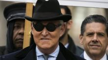 Roger Stone heckled as a 'traitor' at final sentencing
