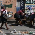 Haiti: Gunshots wound 7 men setting up protest roadblock