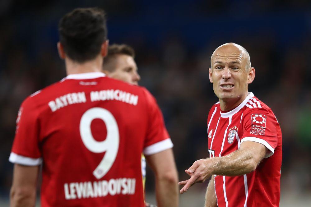 Medien: Kabine des FC Bayern zerstritten