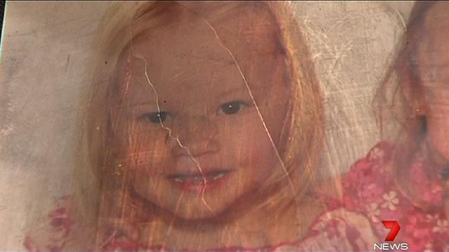 Toddler critically burnt in house fire