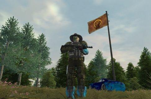 Wasteland Diaries: Faction control points