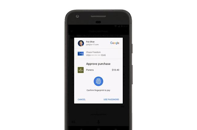 Google speeds up transactions even without Android Pay