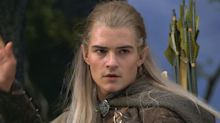 Orlando Bloom can't wait to see Amazon's 'Lord Of The Rings' TV show