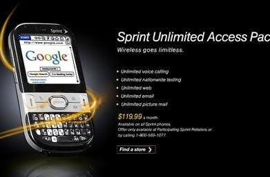 Sprint gearing up to offer $60 / month unlimited calling plan?