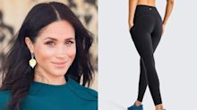 Shoppers Are Convinced These $32 Leggings Are the Perfect Dupe for a Meghan Markle-Loved Pair