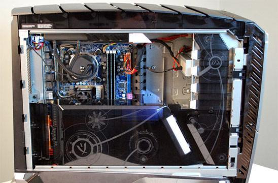 Alienware sneaks Core i7-980X Extreme Edition into Area-51 ALX desktop