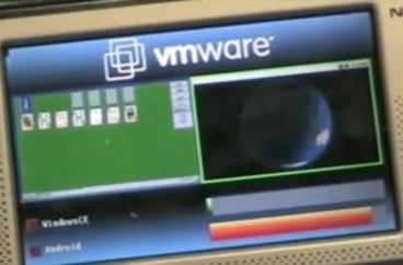 VMware MVP weds Windows CE and Android in unholy matrimony on dual-boot N800