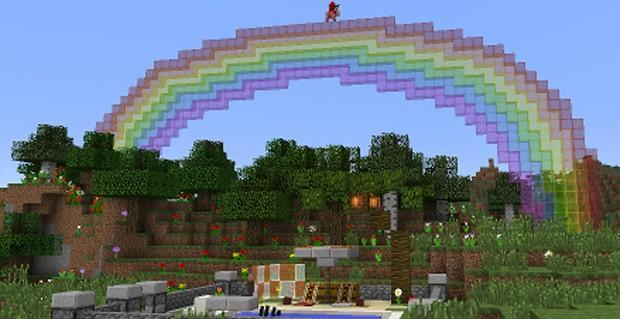 Minecraft players can soon directly livestream their world building through Twitch