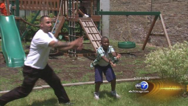 Stop the Violence: Group connects fathers, kids