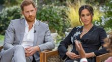 'It's liberating': Meghan says she's 'ready to talk' in new Oprah clip