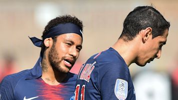 Neymar 'nears Paris Saint-Germain exit'