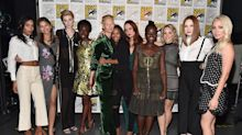 Marvel's Female Superheroes Assemble At Comic-Con For Epic Photo