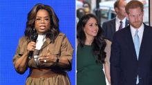 Oprah Sets The Record Straight Over Supposed 'Tell-All Interview' With Harry And Meghan