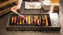【自助餐我要!】觀塘2.5小時BBQ放題「自轉」燒烤爐+任食35款串燒
