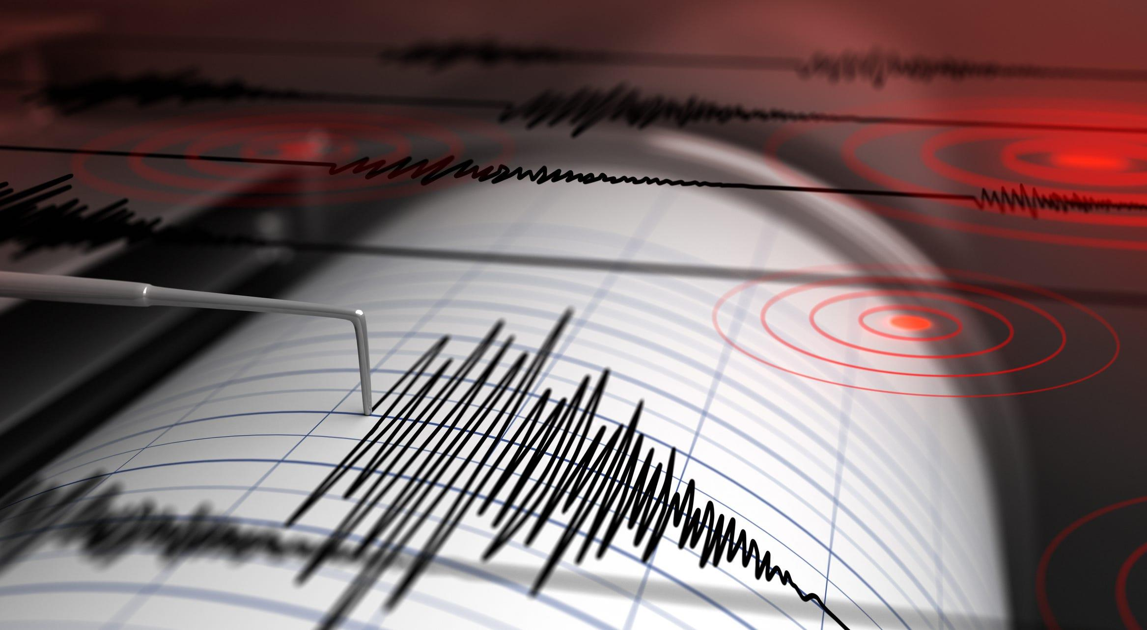 4.9-magnitude earthquake rocks parts of Southern California