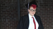 Mom says daughter was barred from walking at high school graduation over shoe choice