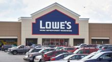 Lowe's (LOW) Q3 Earnings Beat, Decline Y/Y, Stock Down