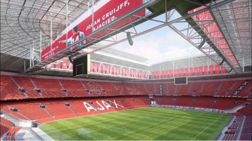 L'Ajax Amsterdam renomme son stade en hommage à Johan Cruyff