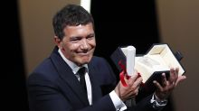 Antonio Banderas, premio a mejor actor en el 72 Festival de Cannes